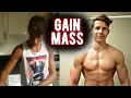 How To Build Muscle Fast For Skinny Guys At Home (GAIN WEIGHT & MASS)