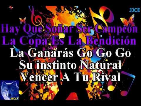 karaoke  La Copa De La Vida  Ricky Martin