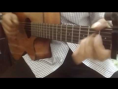 Gitaris Batak Mantap..... Pulo Samosir