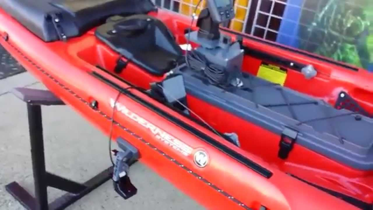 How to install kayak fish finder howsto co for Kayak fish finder install