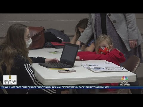 Monongah Middle School follows in the Mannington Homework Helpers footsteps to provide help to stude