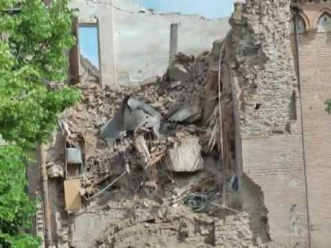 Il terremoto in Emilia Romagna