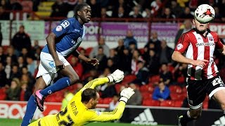 Brentford 0-2 Birmingham City   Championship Highlights 2015/16