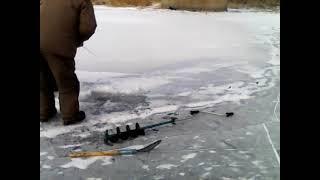 Квадратное колесо Первый зимний снег