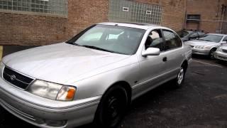 1999 Toyota Avalon XLS #692