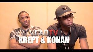 Krept & Konan Speak On Performing With Kanye West