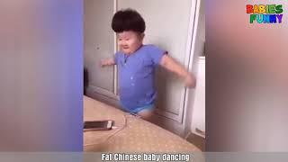 Funny Fat Kids Dancing - Best Kids Dance 2017