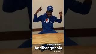 Andikongohole Black D, Stoom King and Kamikazi