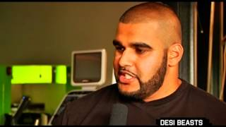 Desi Beasts - Interview with Jas Dhillon CFL