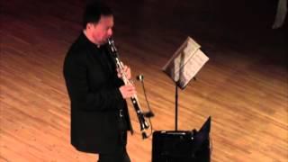 Scaramouche | Live at Khabarovsk | clarinet + live electronics
