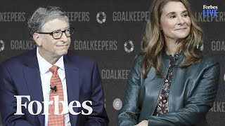 Bill And Melinda Gates On Racial And Gender Disparities Under The Pandemic | Forbes