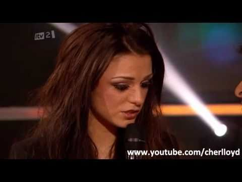 Cher Lloyd Interview after Saturday's Live Final Result Show X Factor 2010 HQ/HD