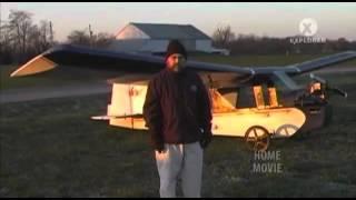 Ultraligero Wood SkyPup - Los aviones más pequeños del mundo