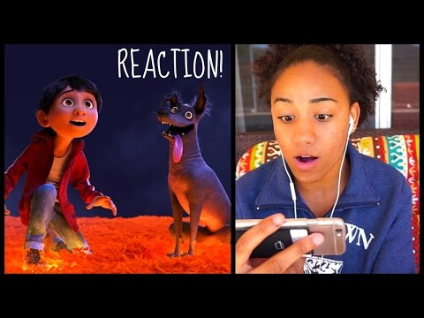 Thumbnail: Coco Official US Teaser Trailer Reaction!