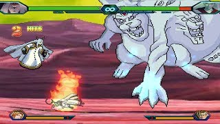 Kaguya Otsutsuki VS Madara Uchiha (10 Tails Jinchuriki) - Bleach Vs Naruto NEW MOD (+280 Characters)