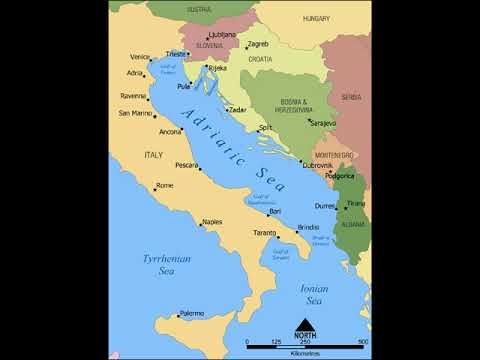 Adriatic Sea | Wikipedia audio article