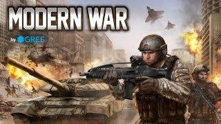 Modern War - iPhone & iPad Gameplay Video