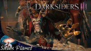 Алчность ► прохождение Darksiders 3 #04 | Экшен Приключение Слэшер Тёмное фэнтези