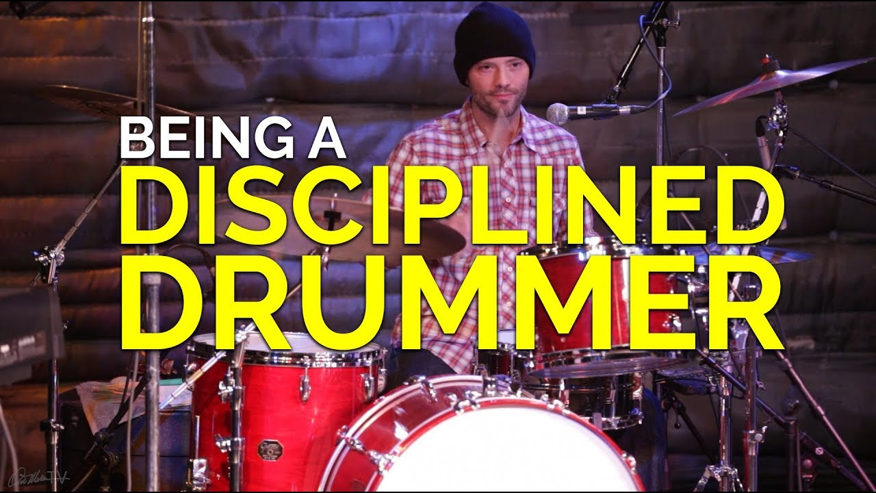Being a Disciplined Drummer | Bass and Drums Workshop