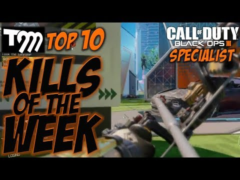 Black Ops 3 Specialist - TOP 10 KILLS OF THE WEEK #60