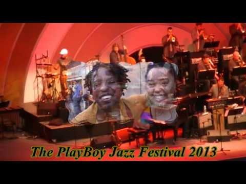 Cheryl Francis Harrington At The PlayBoy Jazz Festival 2013