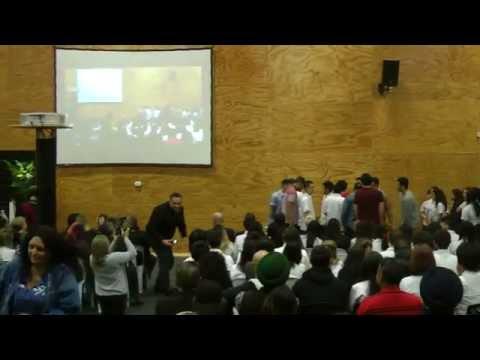 Ormiston Senior College annual awards ceremony 2015
