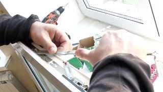 Как увеличить величину откидывания створки при ремонте фурнитуры