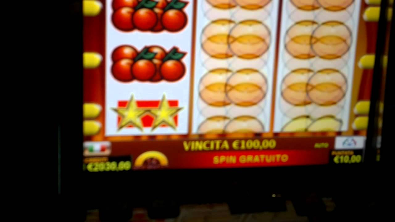Vincita Vlt ROYAL SLOT CLUB A Lavinio