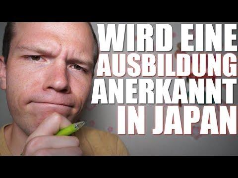 Wird Eine Ausbildung In Japan Anerkannt? - Arbeiten In Japan