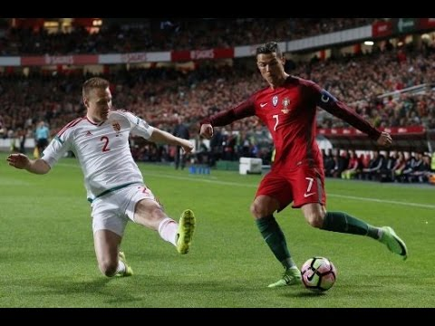 Portugal VS Hungary 3-0 25th March 2017 All Goals and Highlights!