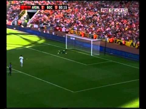 Arsenal 2 - 2 Boca Juniors - Emirates Cup