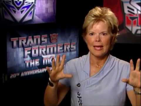 Susan Blu- Transformers The Movie