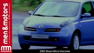 2002 Nissan Micra Overview