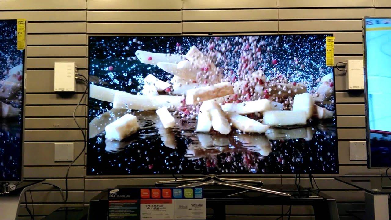 Samsung 50 vs 60 inch - YouTube