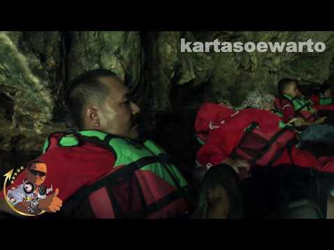 Cave Tubing Gua Pindul - Yogyakarta 2015