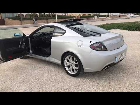 2008 HYUNDAI COUPE FX 2.7 V6 24V 3DR LHD FOR SALE IN SPAIN