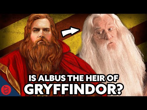 Is Dumbledore the Heir of Gryffindor? [Harry Potter Theory]