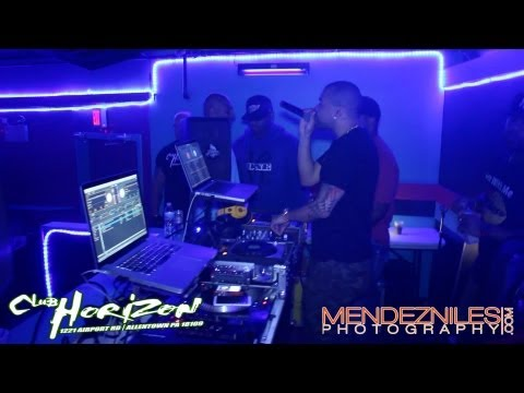 POWER 105.1 DJ ENVY LIVE @CLUB HORIZON FILMED BY MENDEZNILESPHOTOGRAPHY.COM