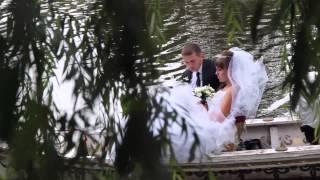 Необыкновенная свадьба в Бресте Саша и Вероника 12.08.12