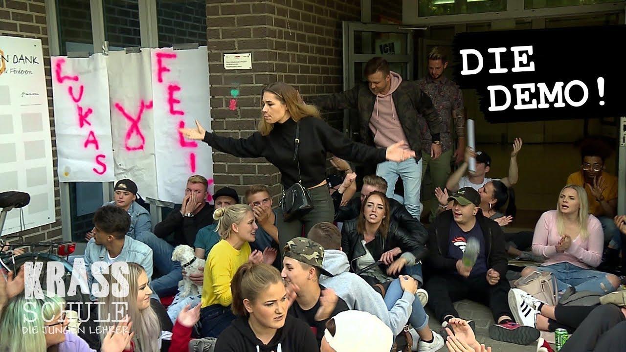 Die große Schuldemo #41   Krass Schule