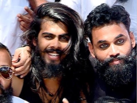 Kerala Beard Society - group of beard men gathered in Trivandrum