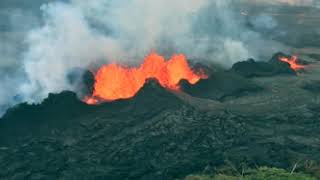 Volcanic Ash Raised New Concerns Kīlauea