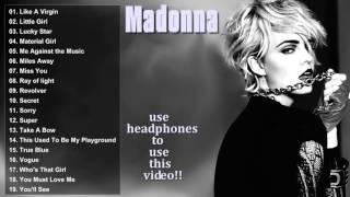 New Album Of Madonna - Best Songs Of Singer Madonna Part 01