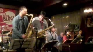 ♪Black Nile グローバル・ジャズ・オーケストラ