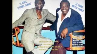 Testament Ya Bowule (Lutumba Simaro) - Franco & le T.P. O.K. Jazz 1986