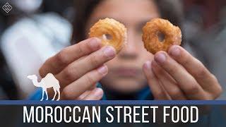 MARRAKECH KASBAH STREET FOOD | RELAXING AT A HAMMAM | RV MOROCCO | EPISODE 49