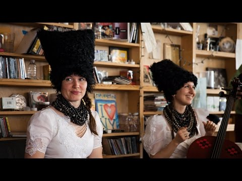 DakhaBrakha: NPR Music Tiny Desk Concert