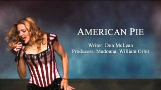 American Pie - Instrumental