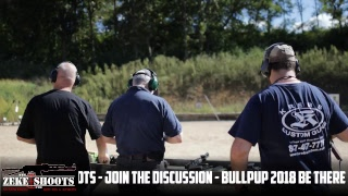 The Return To Bullpup Shoot. 2018