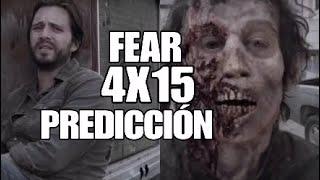 Fear The Walking Dead 4X15. Predicciones Promo. Morgan en Peligro?